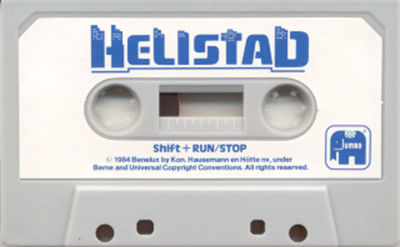 Helistad - Disc