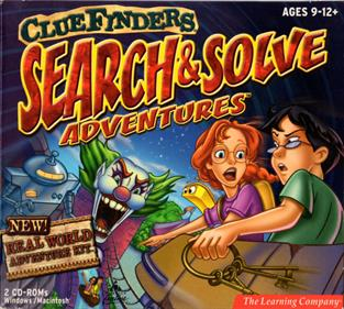 The ClueFinders Search and Solve Adventures