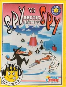 Spy vs Spy III: Arctic Antics