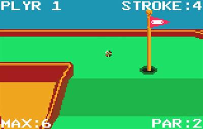 Krazy Ace Miniature Golf - Screenshot - Gameplay