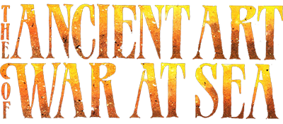 The Ancient Art of War at Sea - Clear Logo