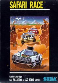 Safari Race - Box - Front