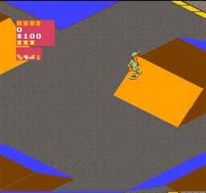720° - Screenshot - Gameplay