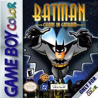 Batman: Chaos in Gotham - Box - Front