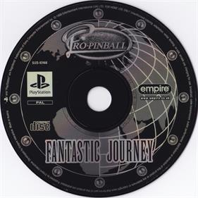 Pro Pinball: Fantastic Journey - Disc