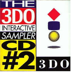 The 3DO Interactive Sampler CD #2