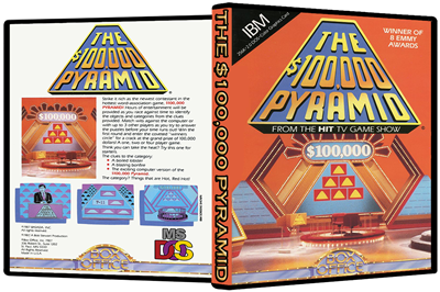 The $100,000 Pyramid - Box - 3D