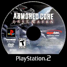 Armored Core: Last Raven - Disc
