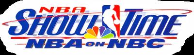 NBA Showtime: NBA on NBC - Clear Logo