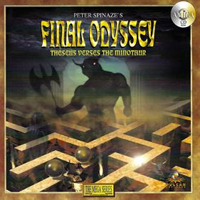 Final Odyssey: Theseus Verses The Minotaur