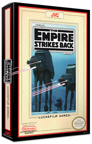 Star Wars: The Empire Strikes Back - Box - 3D