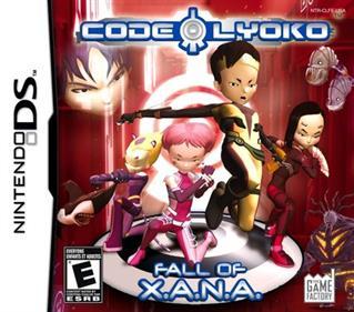 Code Lyoko: The Fall of X.A.N.A