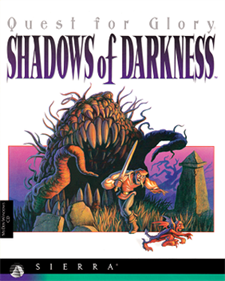 Quest For Glory IV: Shadows of Darkness (CD)