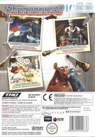 Ratatouille - Box - Back