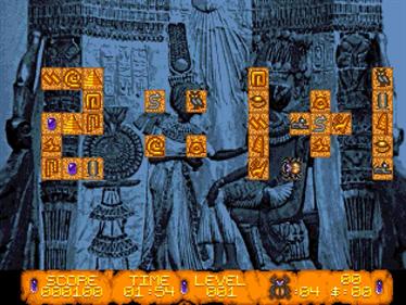 The Curse of Ra - Screenshot - Gameplay
