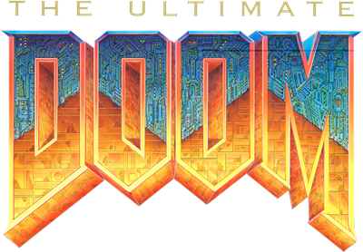 The Ultimate DOOM - Clear Logo