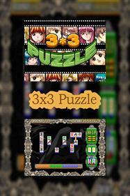 3X3 Puzzle - Fanart - Box - Front