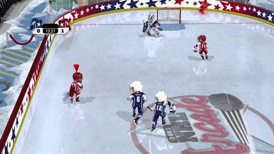 3 on 3 NHL Arcade - Screenshot - Gameplay
