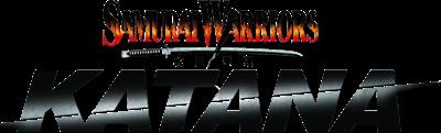 Samurai Warriors: Katana - Clear Logo