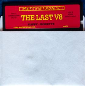 The Last V8 - Disc