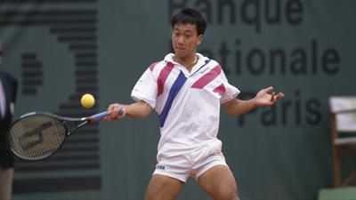 All Star Tennis 99 - Fanart - Background