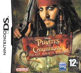 Pirates of the Caribbean: Dead Man's Chest - Box - Front
