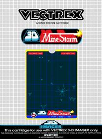 3-D Mine Storm