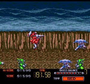 Browning - Screenshot - Gameplay