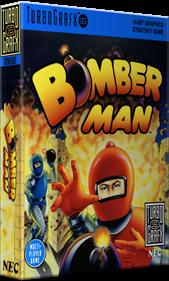 Bomberman - Box - 3D