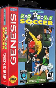 AWS Pro Moves Soccer - Box - 3D