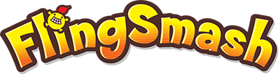 FlingSmash - Clear Logo