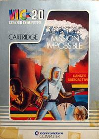 Mission Impossible - Box - Front