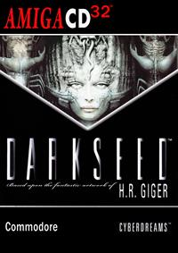 Dark Seed - Box - Front