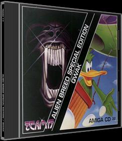 Alien Breed Special Edition & Qwak - Box - 3D