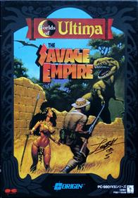 Worlds of Ultima - The Savage Empire