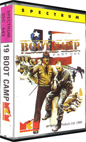 19 Part One: Boot Camp - Box - 3D