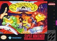 Battletoads in Battlemaniacs - Box - Front