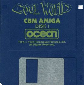 Cool World - Disc