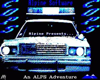 Cops - Screenshot - Game Title