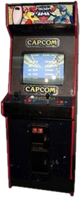 Mega Man 2: The Power Fighters - Arcade - Cabinet