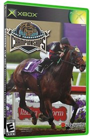 Breeders' Cup World Thoroughbred Championships - Box - 3D