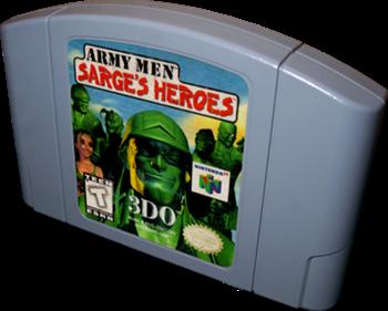 Army Men: Sarge's Heroes - Cart - 3D