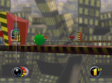 Iggy's Reckin' Balls - Screenshot - Gameplay