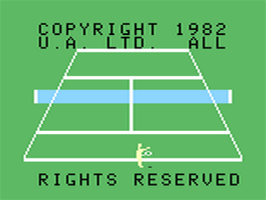 Grand Slam Tennis - Screenshot - Game Title