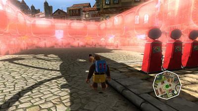 Banjo-Kazooie: Nuts & Bolts - Screenshot - Gameplay