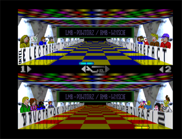 Ace Ball - Screenshot - Game Over