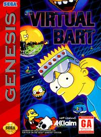 Virtual Bart - Box - Front