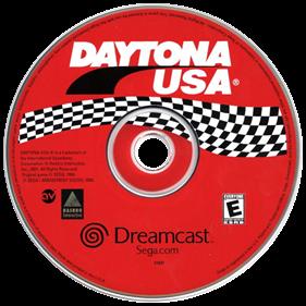 Daytona USA 2001 - Disc