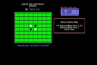 OH! Thello 128 - Screenshot - Gameplay