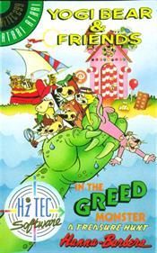 Yogi Bear & Friends in the Greed Monster: A Treasure Hunt
